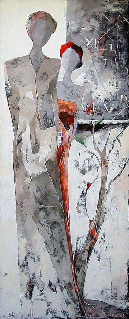 """""""L'Albero della Vita"""" 170 x 70"""