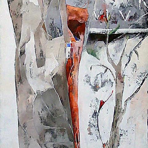 """""""L'Albero della Vita""""    170 x 70  (sold)"""