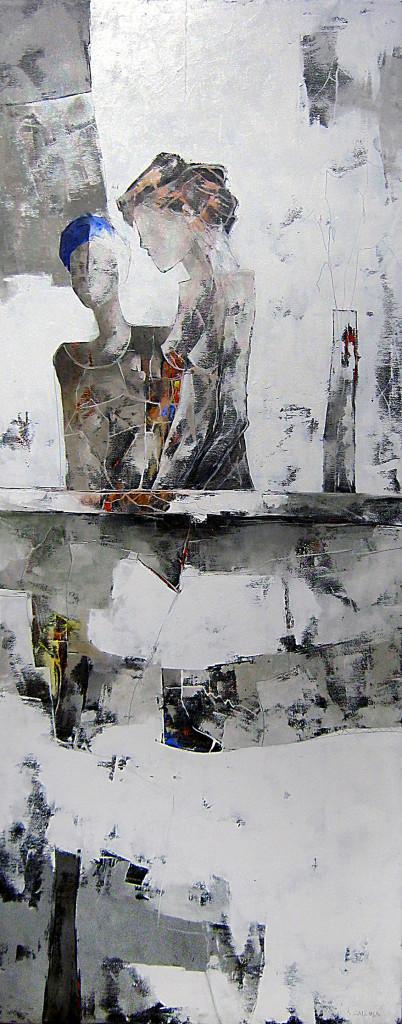"""""""Oltre il Muro"""" 170 x 70"""