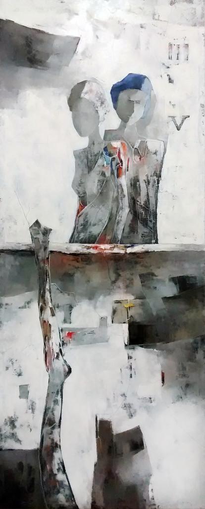 """""""Ricordi di un Incontro"""" 170 x 70"""