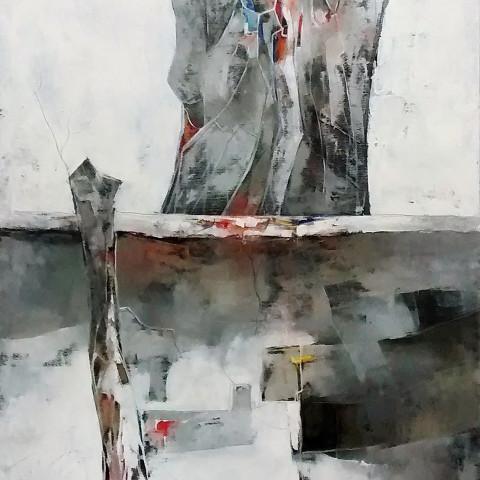"""""""Ricordi di un Incontro""""    170 x 70  (sold)"""