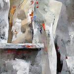 """""""Eterne Presenze"""" 170 x 70"""
